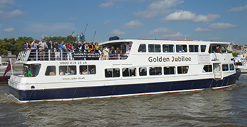 Golden Jubilee Party Boat